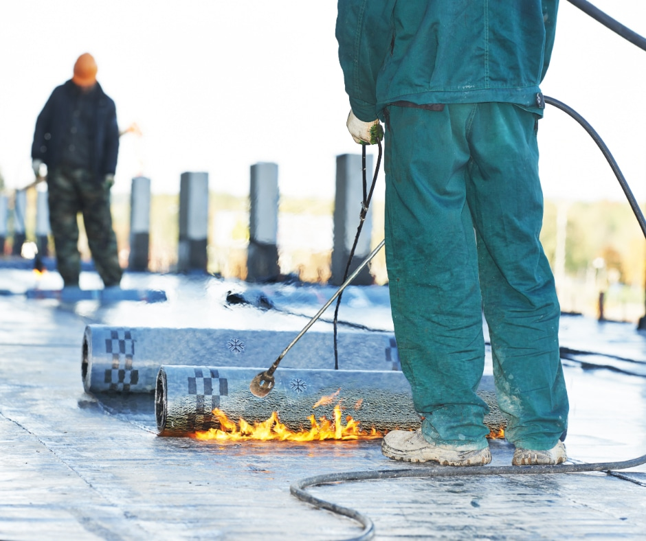 Commercial Roof Replacement Service in Stockbridge GA